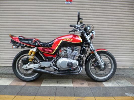 SUZUKI GSX400Eゴキフルカスタム バイクの詳細情報 バイクショップゼロ 旧車バイクの販売・買取専門店